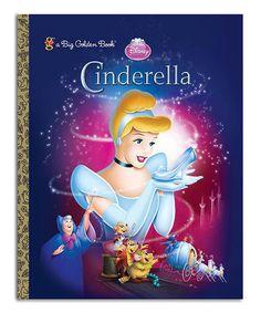 Another great find on #zulily! Cinderella Hardcover #zulilyfinds