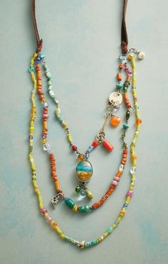 Handcrafted Necklaces   Robert Redford's Sundance Catalog
