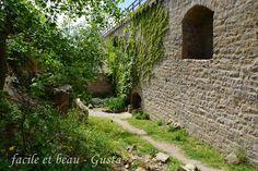 facile et beau - Gusta: Natur in der Ruine Hohlandsbourg