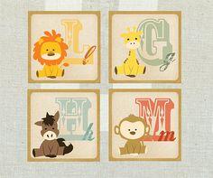 super sweet animal prints!
