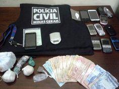 Polícia Civil faz operação e prende suspeitos de tráfico de drogas em MG