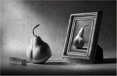 """The envy"" by Victoria Ivanova, via 500px..... Even fruit hate themselves."