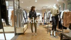 秋一番に着たいオフィススタイル【Andemiu(アンデミュウ)】#1