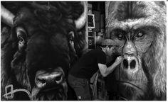 Airbrushed Animals by Eyan Higgins Jones: Juxtapoz-Airbrush014.png