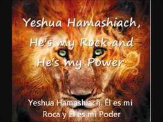 Yeshua (Jesus) Kadosh (Holy) ! - YouTube