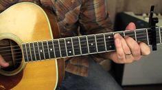 Finger Picking the Guitar - Easy Beginner Acoustic Guitar Lessons - Fingerstyle beginner Guitar Notes, Music Guitar, Guitar Chords, Playing Guitar, Ukulele, Learning Guitar, Acoustic Guitars, Guitar Sheet, Sheet Music