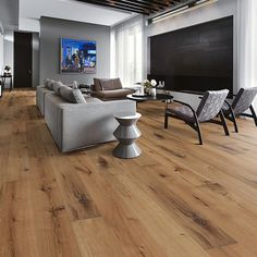 Kahrs Oak Straw Flooring Nature Oil