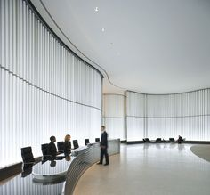 The Walbrook - Interiors | Projects | Foster + Partners