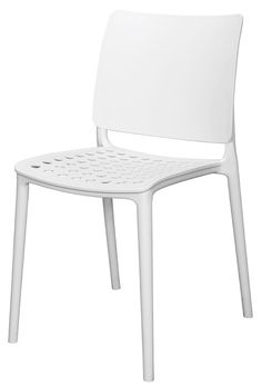 Our Marcay Dining Side Chair White finish is very durable and stackable. Featuring extra thick resin material and offers a comfortable seat. Patio Rocking Chairs, Patio Dining Chairs, Side Chairs, Outdoor Chairs, Indoor Outdoor, Contemporary Outdoor Dining Chairs, Youth Group Rooms, Patio Glider, All Modern