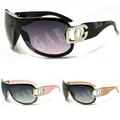 D.G Womens Ladies Designer VintageWrap Sunglasses DG 56 new