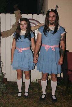 20 Cool Halloween Costume Ideas for Couples http://videosdeterror.com.mx