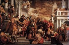 San Sebastiano Paolo Veronese Sts Marc et Marcellin
