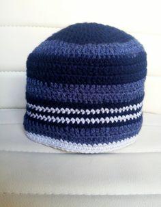handmade crochet hat Crochet Hats, Handmade, Knitting Hats, Hand Made, Craft, Handarbeit