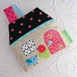 Little House Lavender Bag