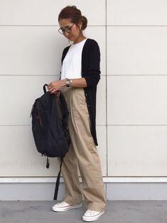 ユニクロ・GUでゲット!コーデがさまになる優秀カーディガン | サンキュ! Japan Fashion, Daily Fashion, Love Fashion, Womens Fashion, Normcore Fashion, Fashion Outfits, Casual College Outfits, French Girl Style, Effortless Chic
