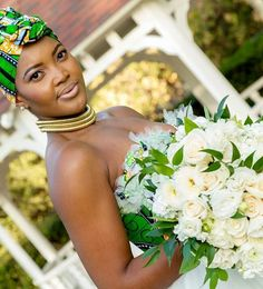 New York Meets Africa Wedding-South African Wedding Blog South African Weddings, Nigerian Weddings, African Wedding Dress, Pakistani Wedding Dresses, Wedding Bells, Wedding Bride, Wedding Hijab, Wedding Stuff, Muslim Brides