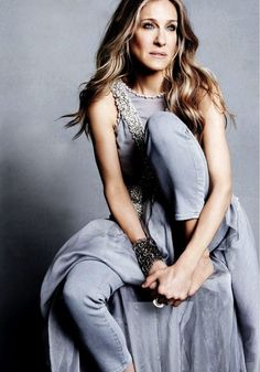 There is so much about SJP I admire, and I don't just mean Carrie Bradshaw. I mean the woman behind the fiction.