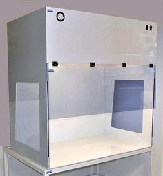 Economical Laminar Flow Hood, Class 100, Polypropylene Construction, Available in three and Four Feet Models Visit www.Cleatech.com 1-888-216-8033 - #best #cool #new #clean #tech #laboratory #lab #green #biotech #science #safety #environment #technology #nature #earth