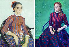 Vincent van Gogh'sLa Mousmé