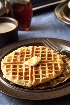 NYT Cooking: It's time to put that waffle iron languishing in the back of your cabinet to good use. These airy, delicate and crisp-edged waffles are so fabulous, yet so simple to throw together, they're destined to become part of your weekend breakfast routine. Freeze leftovers, if you have any, in Ziplock bags and serve them during the week. You can pop them in the toaster to ...