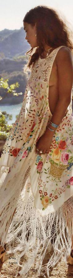 boho chic modern hippie bohemian style fashion