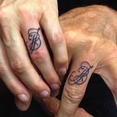 Wedding Ring Tattoos - Inked Magazine