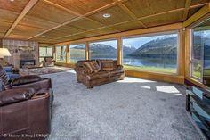 The View   Wallowa Lake view home   Vacation Rental