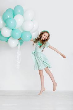 Turquoise Color, Elsa, Disney Characters, Fictional Characters, Balloons, Cottage, Disney Princess, Girls, Toddler Girls