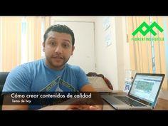 Cómo crear contenidos de calidad |Community Manager