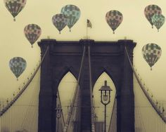 Brooklyn Bridge Postcards  set of 10  by maybesparrowsplace, $12.00  Just got these from Ashley & they are Beautiful ! ♥