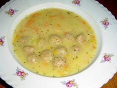 Czech Recipes, Cheeseburger Chowder, Soup, Soups