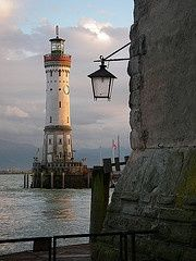 Lindau Lighthouse (Neuer Lindauer Leuchtturm) - Lake Constance, Germany
