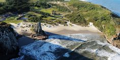 Praia da Guarita, Torres – Rio Grande do Sul