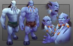 New Draenei Model | Latest WoW character model revamp revealed