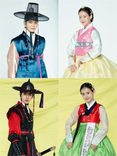 My Sassy Girl, Boy Or Girl, Oh Yeon Seo, Joo Won, Korean Hanbok, Lee Jung, Kpop, Me Tv, Korean Actors