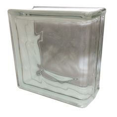 SEVES Glass Block Glass Block (Common: 8-in H x 8-in W x 4-in D; Actual: 7.75-in H x 7.75-in W x 3.875-in D)
