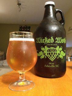604. Wicked Weed Brewing - Freak Double IPA