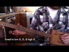 DIY Cigar Box Guitar   The Art of Manliness