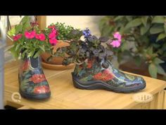 Unusual Container Gardening Ideas and Much More - Creative Caravan Club