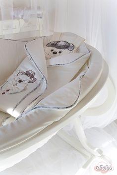 Pościel dziecięca z kolekcji Gracjan  www.sofija.com.pl #sofija #dziecko #ubranka #niemowlęta #kinder #kinderkleidung #baby #children #kids #chłopiec #boy #pościel #pokój #łóżeczko