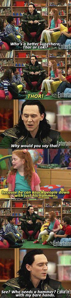 Thor or Loki?