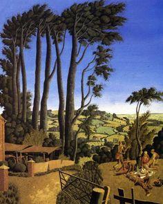 xxPRINT: High Summer-The Serenade by Simon Palmer