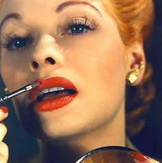 1940s makeup - Google Search