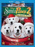 Santa Paws 2: The Santa Pups Blu-ray + DVD