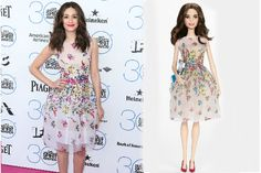 Emmy Rossum - 27 Celebrities Who Have Their Own Barbie Dolls