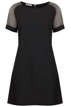 **Organza Sleeve Dress by Wal G
