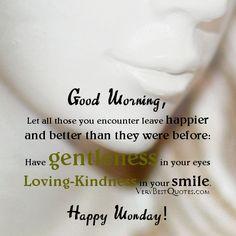 Happy Monday everyone!
