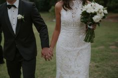 Raffaele Ciuca real bride Claudia wore our Winifred bridal dress by Maggie Sottero for her Gatsby inspired wedding at Ripponlea Estate in Melbourne.
