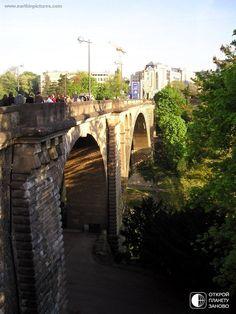 Мост Адольфа - символ Люксембурга - Путешествуем вместе