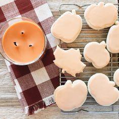 Fall sugar cookies!